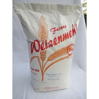 Mehl Weizen 405 5kg